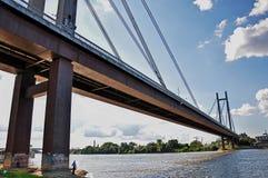 City bridge Stock Images