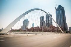 City bridge in tianjin Royalty Free Stock Images