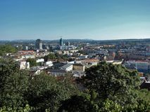 City of Brno, Czech republic Stock Images