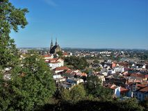 City of Brno, Czech republic Royalty Free Stock Images