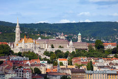 City of Budapest Royalty Free Stock Images