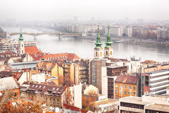 The City of Budapest, Hungary Stock Photo