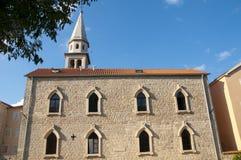 City of Budva Stock Image