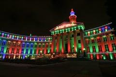 City Building - Downtown Denver Stock Photos