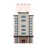 City building icon Royalty Free Stock Photo