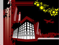 City building vector Royalty Free Stock Photography