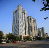 City building in Zhuhai, China Royalty Free Stock Photo