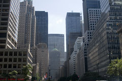 City buildings Royalty Free Stock Images