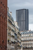 City buildings. Cityscape/skyscrapers/city buildings in Paris Stock Photography