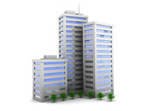 City buildings Royalty Free Stock Photo