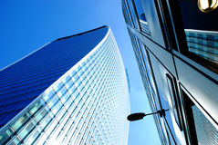 City buildings- London City Royalty Free Stock Photography