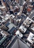 City buildings in New York Stock Photo