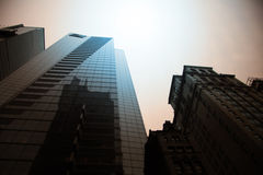 City Buildings. In New York City USA Stock Images