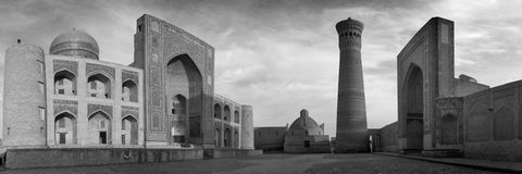 City of Bukhara Stock Photos