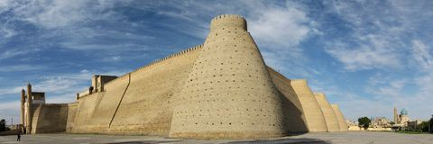 City of Bukhara Royalty Free Stock Image