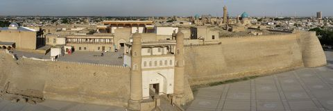 City of Bukhara Royalty Free Stock Photo