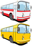 City bus Royalty Free Stock Photos