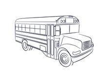 City bus Royalty Free Stock Image