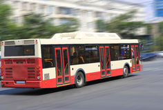 City bus Royalty Free Stock Images