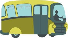 City Bus Royalty Free Stock Photo