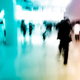 City business people crowd. Abstract background Royalty Free Stock Images