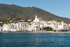 City of Cadaques Stock Photo