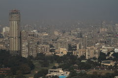 The City of Cairo Stock Photos