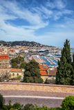City of Cannes in France Stock Photography