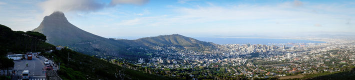 City of Cape Town Stock Image