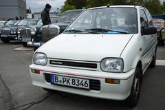 City car Daihatsu Mira L200 Royalty Free Stock Images