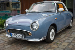 City car Nissan Figaro, 1991 Stock Photography
