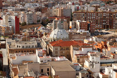 City of Cartagena, Spain Stock Image