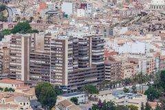 City of Cartagena, Spain Royalty Free Stock Image
