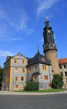 City Castle of Weimar Stock Photos