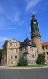 City Castle of Weimar Stock Photos