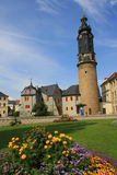 City Castle of Weimar Royalty Free Stock Photo