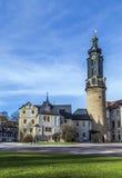 City castle, Weimar Stock Image