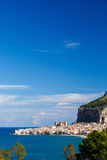 City of Cefalu, Sicily, Italy Stock Photos