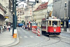 City center. Royalty Free Stock Images
