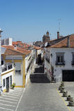 City center, Beja, Portugal Royalty Free Stock Images