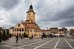 City center brasov Stock Image
