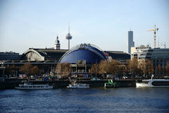 City center Cologne Royalty Free Stock Photo