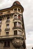 City Center in Geneva Stock Photography