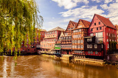 Lüneburg, Germany Stock Images