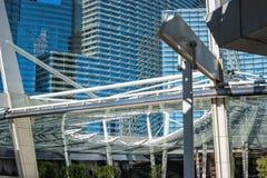 City Center, Las Vegas, Nevada Stock Photography
