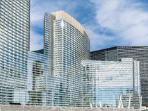 City Center, Las Vegas, Nevada Stock Photo