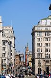 City Centre Buildings, Liverpool. Stock Images