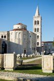 City centre of zadar Royalty Free Stock Photography