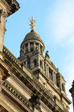 City Chambers in George Square, Glasgow, Scotland Stock Photos