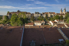 City of Chaumont, France Stock Photography